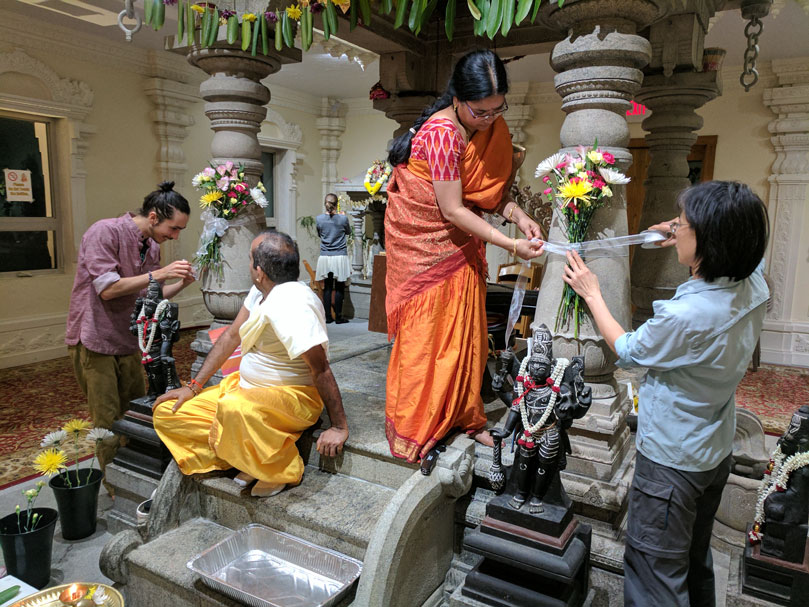 Mahashivarathri Preparations