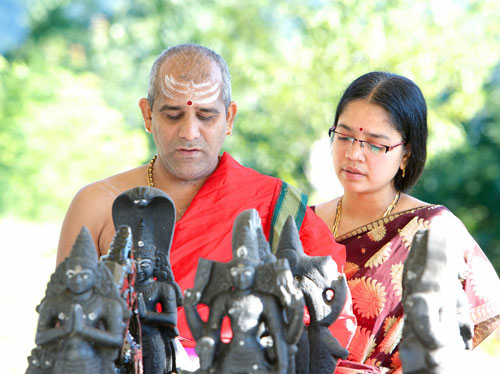 Vedic Temple Ceremonies