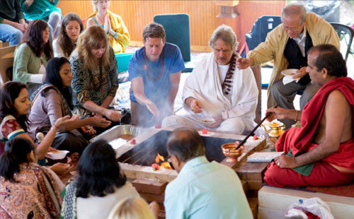Why Perform a Vedic Ceremony? - Michael Mamas